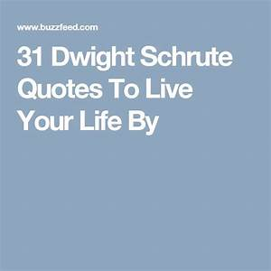 143 best images... Good Dwight Quotes