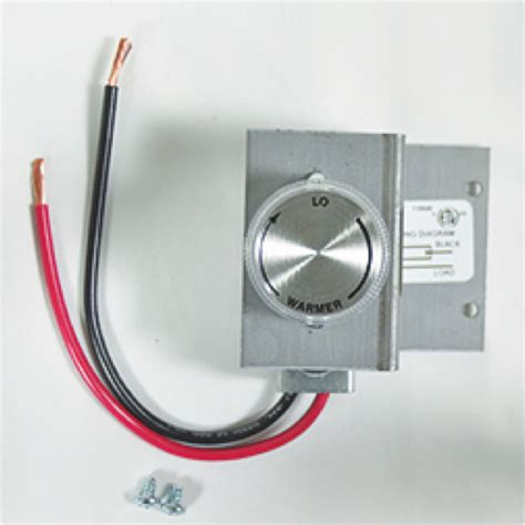 Series Single Pole Thermostat