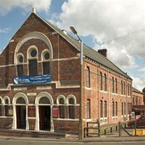 hill street baptist church swadlincote derbyshire