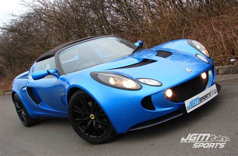 2002 S2 LOTUS ELISE 111S 160BHP EXIGE FRONT CLAM AND WHEELS › JGMsports