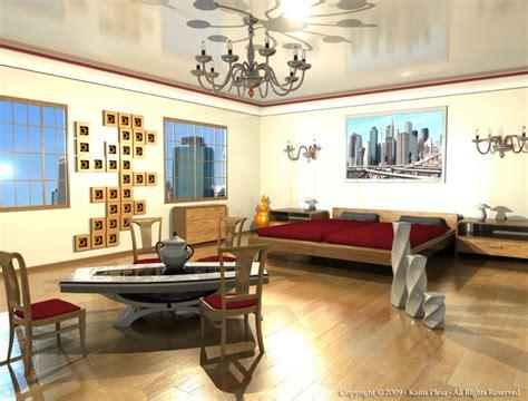 3d home interior design 3d max interior design by kaius plesa photoshop creative
