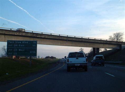 interstate california shasta county aaroads south