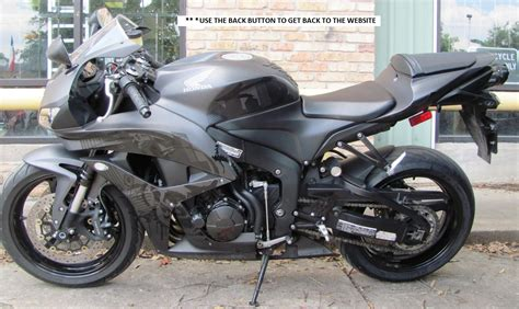 honda 600cc price 2008 honda cbr600rr 600cc used street bike used sport bike