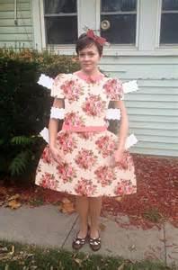 Unique Homemade Halloween Costume Ideas