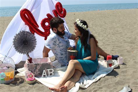Couple Photos Romantic Photograpy Love Aşk Sahil Beach