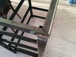 Meuble Acier Bois : meuble diy bois et acier le forum audiovintage ~ Teatrodelosmanantiales.com Idées de Décoration