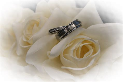 wedding rings with flowers png mofohockey org