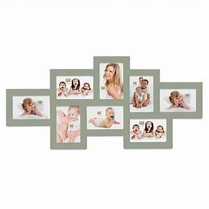 Bilder Für Bilderrahmen : deknudt galerie bilderrahmen poucet f r 8 bilder 8x10x15 cm gr n ~ Orissabook.com Haus und Dekorationen