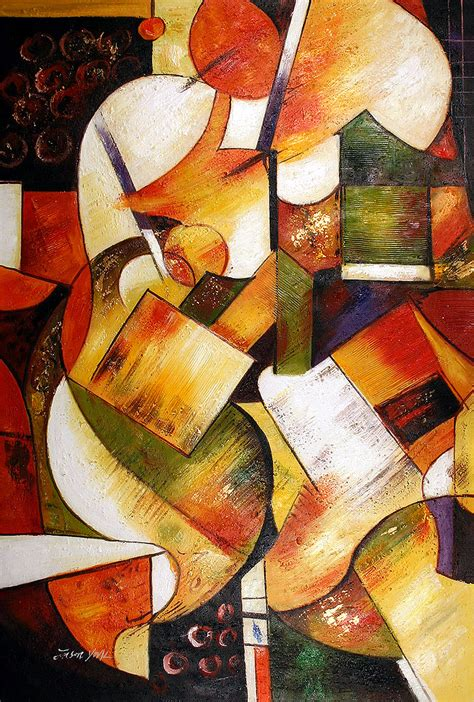 modern abstract and contemporary