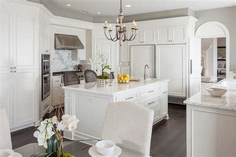 Corner Kitchen Pantry Design  Transitional  Kitchen