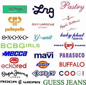 Brand Names Clothing Logos | www.imgkid.com - The Image ...