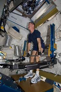 How Astronauts Workout In Space - Business Insider
