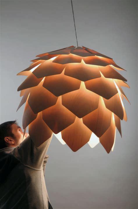 pine cone pendant l yanko design