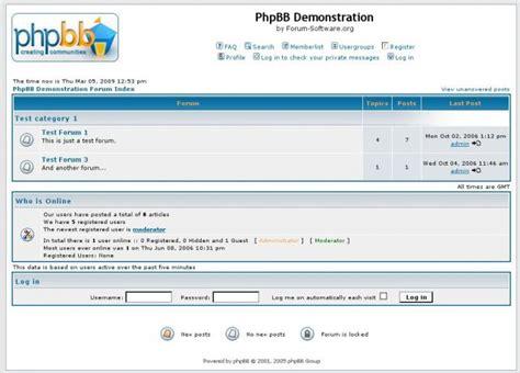 Cara Install Phpbb Forum Pada Vps Linux