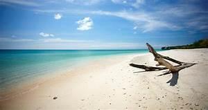 Playas paradisíacas en el Pacífico