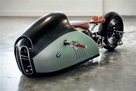 Bmw Concept Bike by Makr S Magic Touch Turns Mehmet S K75 Alpha Concept Bike