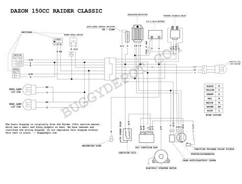 talon go kart wiring diagram talon free engine image for
