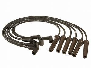 For 2000 Oldsmobile Alero Spark Plug Wire Set Ac Delco