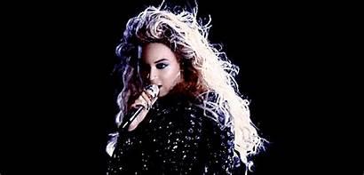 Singing Beyonce Singer Gifs Knowles Drunk Night