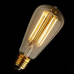 Ampoule Vintage Led : ampoule led edison vintage bell e27 4w prix mini ~ Edinachiropracticcenter.com Idées de Décoration