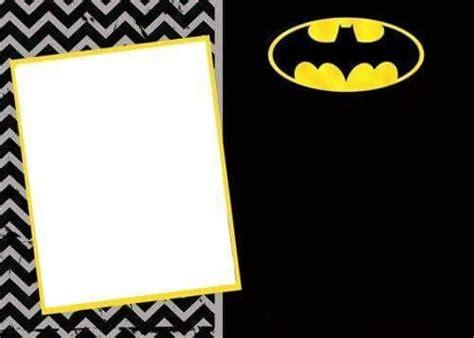 batman invitation  images batman invitations