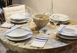 Service Vaisselle Porcelaine : service de table moderne ~ Teatrodelosmanantiales.com Idées de Décoration