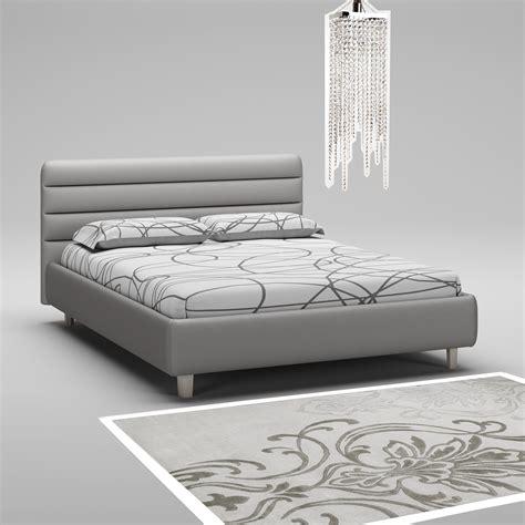 amenager chambre adulte lit coffre tête cadre de lit graphite compact