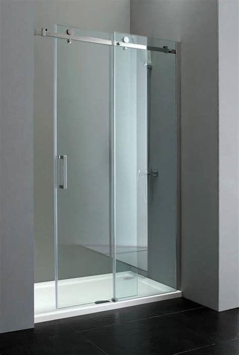 small tile bathroom elite 1000mm x 800mm frameless sliding shower enclosure