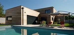 Extension Maison Préfabriquée : construire en ossature bois ecologis experts ~ Melissatoandfro.com Idées de Décoration