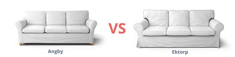 Ikea Sofa Reviews by Differences Between Ikea Angby And Ikea Ektorp A Review