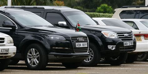 Ministers Ignore Ban On Fuelguzzling Cars  Daily Nation