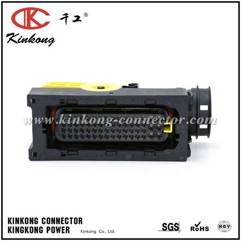 62 Pin Tyco Mcp Auto Ecu Connectors 1-1418883-1
