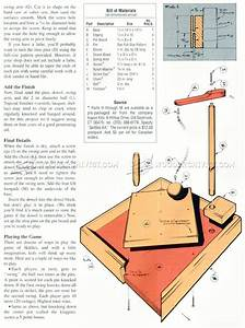 outdoor wooden table plans