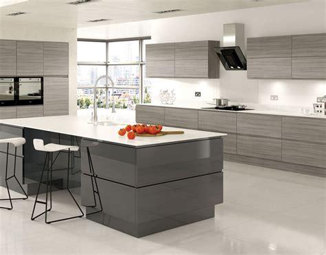 Curved Modern Kitchens  Handmade Bespoke Kitchens By