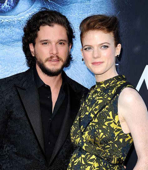 Las parejas reales de Game of Thrones