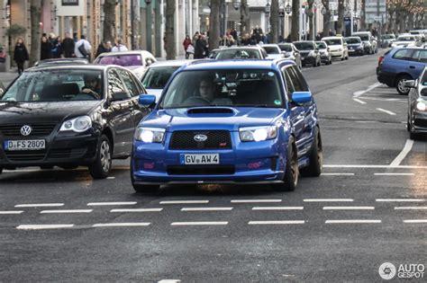 Subaru Forester Sti Subaru Forester Sti 25 December 2016 Autogespot
