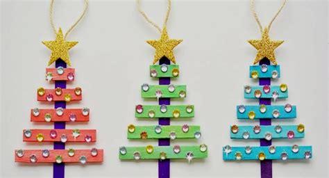 super easy diy christmas crafts ideas  kids