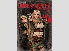 Sub Machine Girls MSM 2013 Zombie Hunters cover
