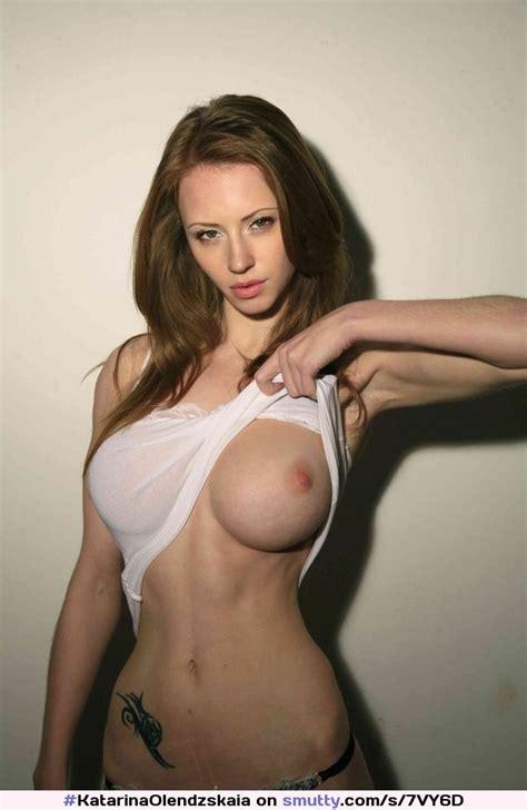 Katarinaolendzskaia Brunette Skinny Tightbody Boobs