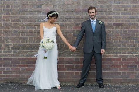 Vintage Lace Wedding Dress Designer London