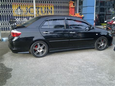Toyota Vios Modification nagamotorsport 2007 toyota vios specs photos
