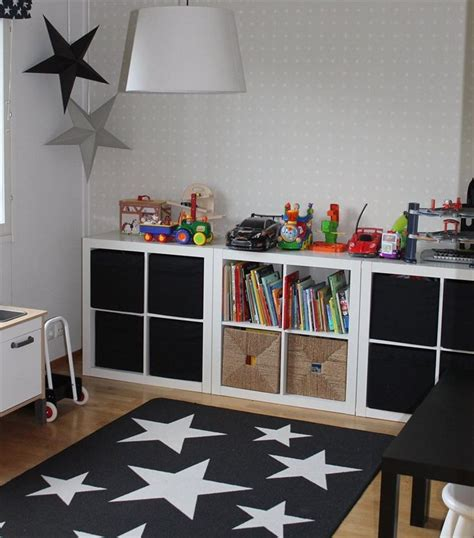 ideas de decoracion  el modelo expedit de ikea