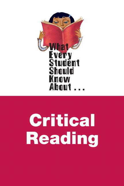 Baker & Richardi Beitman, What Every Student Should Know About Critical Reading Pearson