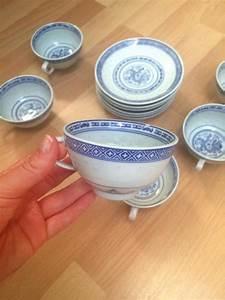 Chinesisches Geschirr Kaufen : chinesisches teeservice neu und gebraucht kaufen bei ~ Michelbontemps.com Haus und Dekorationen