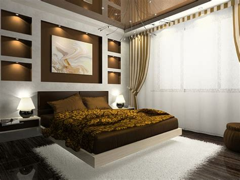 Luxury At Peek-fascinating Bedroom Designs