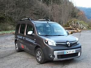 Essai Renault Kangoo Extrem : l illusionniste