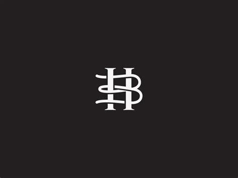 hb monogram  dimitrije mikovic  dribbble