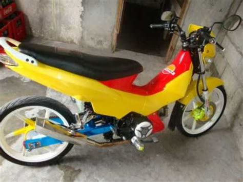 honda xrm rs 125 second set up simple is the best
