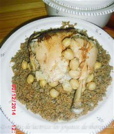 cuisine couscous traditionnel tajine lahlou sans viande oum walid kitchen