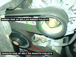 How To Change The Serpentine Belt - Page 3